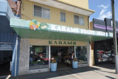 Karam's Fruit and Veg Market in Casino